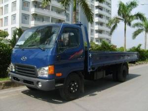 Hyundai HD65 2,5 Tấn Đồng Vàng Thùng Lửng