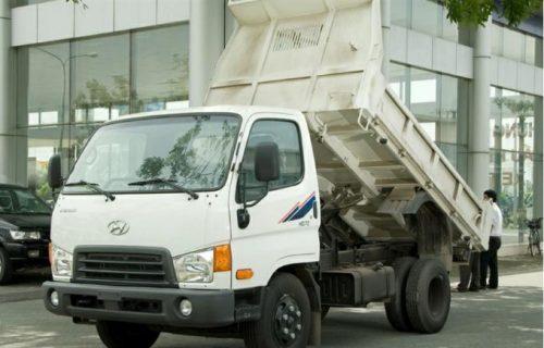 Hyundai HD72 Ben 3,5 Tấn
