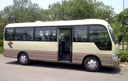 Hyundai County 29 chỗ Đồng Vàng