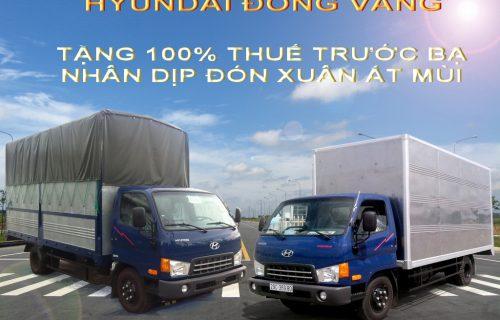 Hyundai Đồng Vàng – Khuyến Mại Thuế Trước Bạ