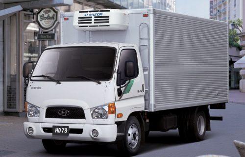 xe tải Hyundai hd78 thùng đông lạnh