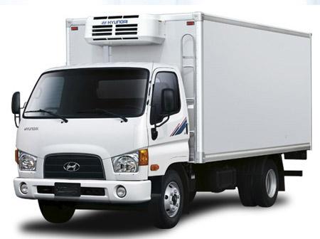 Hyundai hd600 thùng đông lạnh