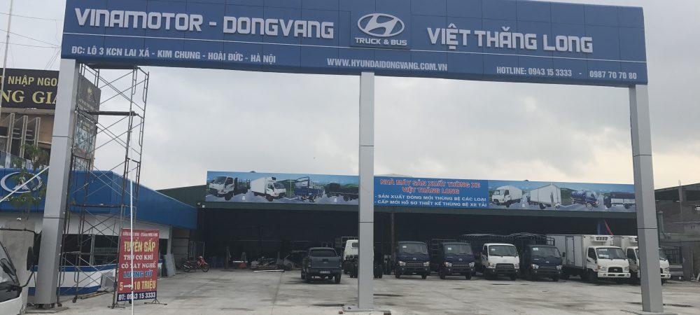 Công ty cổ phần đầu tư phát triển Việt Thăng Long
