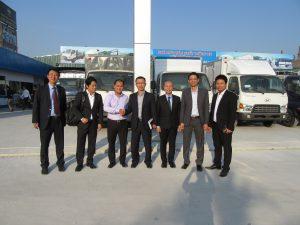 Việt Thăng Long Vinh dự được tiếp đón tiếp Trưởng Đại Diện Hyundai Khu vực Châu Á Thái Bình Dương!!